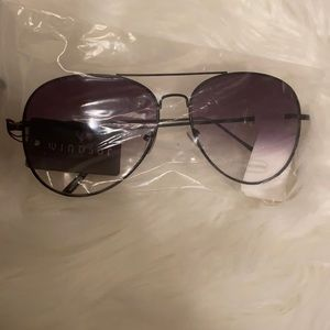 NWT Black Sunglasses